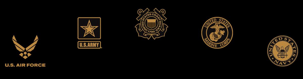 army logos
